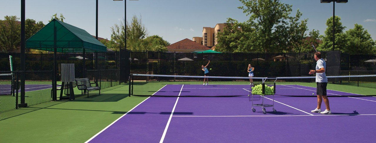 Four Seasons Dallas Tennis